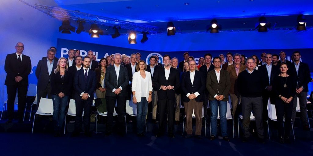 PP Reunion candidatos en Madrid