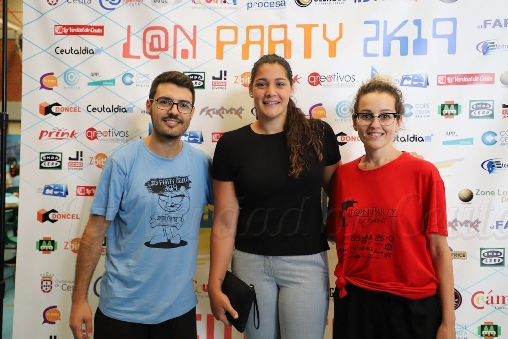 L@nparty vier  2019 2